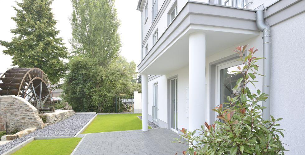 Dachdecker Holzem Bedachungen - Neubau Walmdach