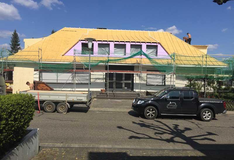 Dachsanierung in Bad Neuenahr