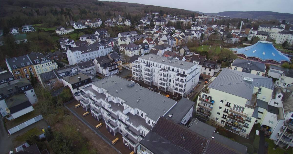 Dachdecker Holzem - Pantos Bad Neuenahr